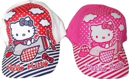 KŠILTOVKA HELLO KITTY VEL 52 A 54