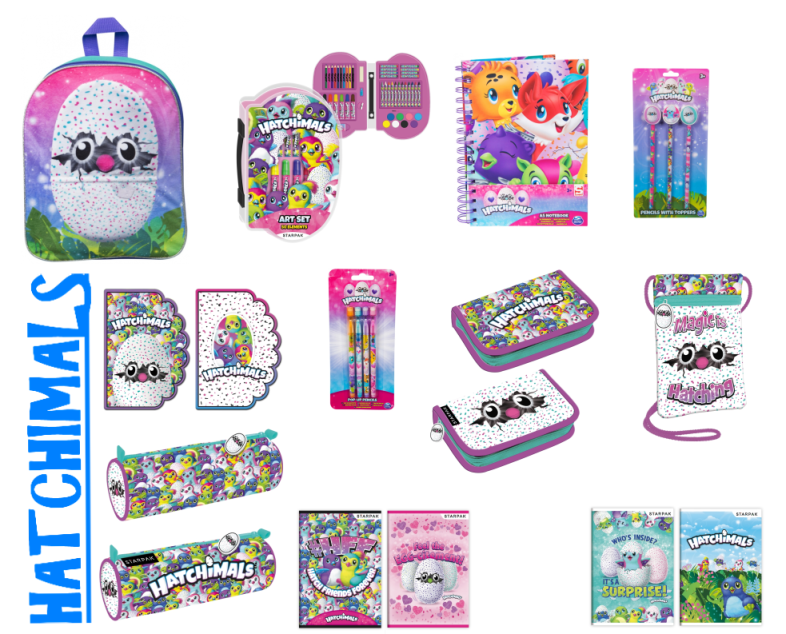 SADA HATCHIMALS